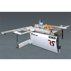 Комбинированный станок Robland NX-TZ PRO пила-фрезер, подрезная пила, форматный стол, каретка 1450 мм, 2 мотора по 4 кВт