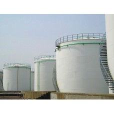 Резервуары вертикальные стальные