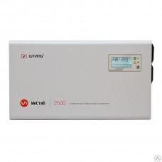 Стабилизатор напряжения однофазный инверторный Штиль ИНСТАБ IS2500 1 в 1